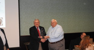 Ed Altizer Honored