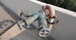 Flow Testing Standpipes