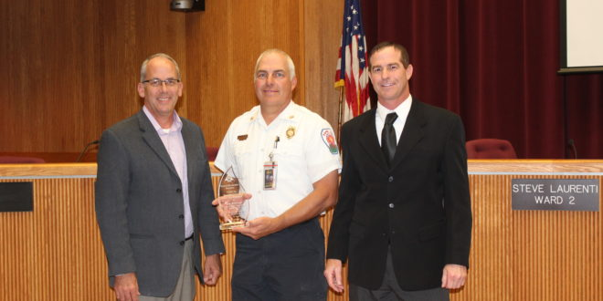 Chief Behlings Receives Fire