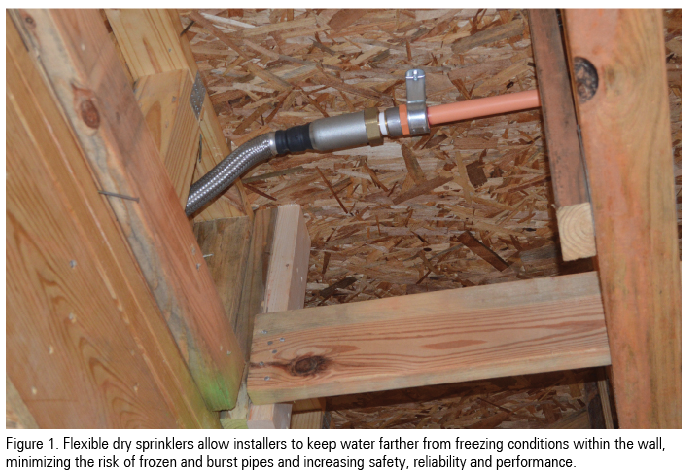 Flexible Technology Applications for Dry Sprinklers
