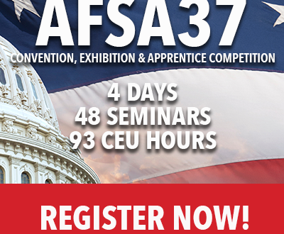Learn and Earn at AFSA37 - Sprinkler Age