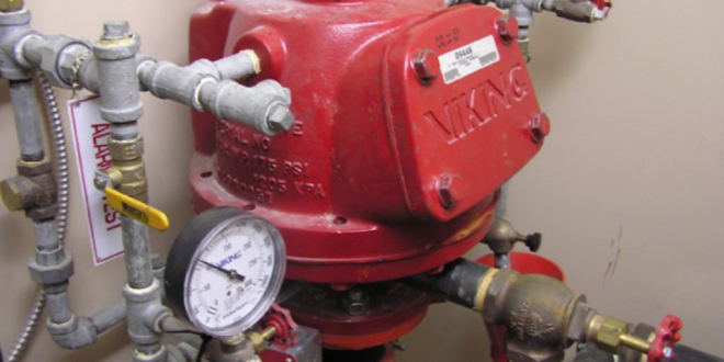 Dry System Valve Trip Testing - Sprinkler Age