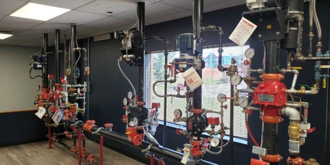 Selecting Air Compressors - Sprinkler Age