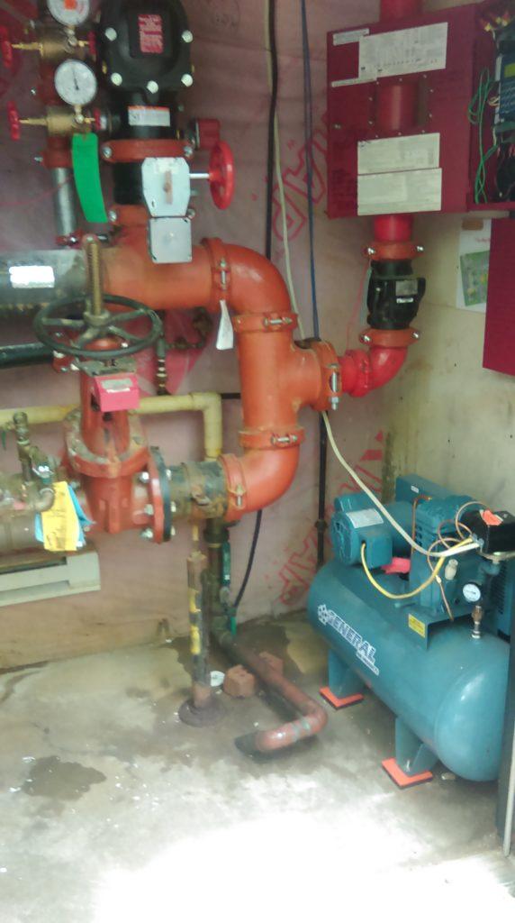 Selecting Air Compressors Sprinkler Age